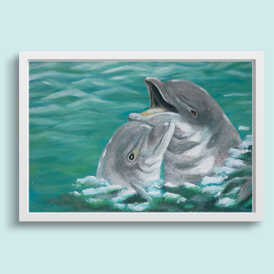 dipinto-con-delfini