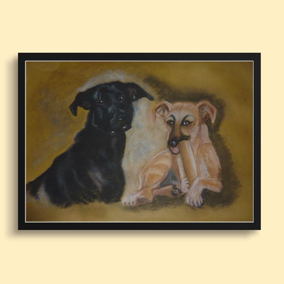 ritratti-di-cani-personalizzati-arte-mistica