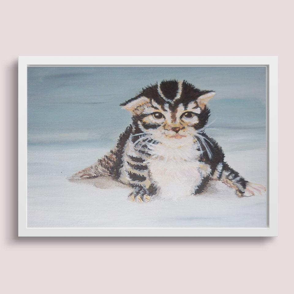 gatto-dipinto-su-tela